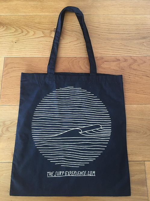 Surf Experience Tote Bag
