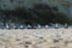 Beach Yoga Surf Experience