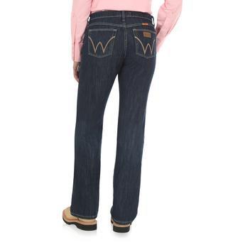 FRW10RN - Wrangler® FR Flame Resistant Western Jean - Rinse Wash