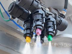 Hardi H- Select Spraying Technology