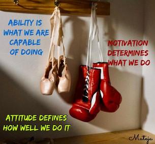Ability - Motivation- Attitude