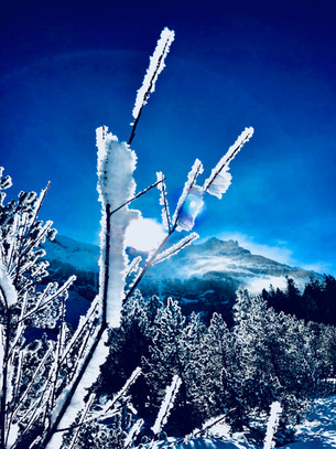 Over the Frozen Lake- The UNESCO ICE WALK
