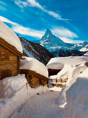 Sunnegga and the Snow Labyrinth