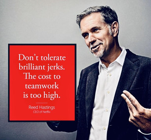 Do Not Tolerate Brilliant Jerks
