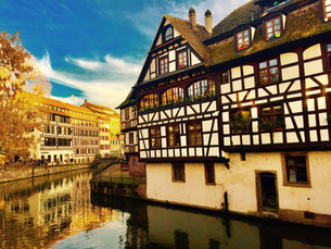 Strasbourg Christmas gourmet