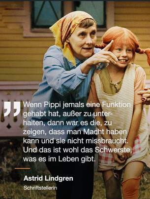 Pippi Långstrump & Power