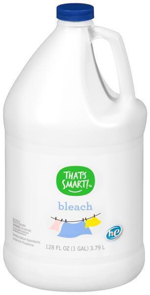 That's Smart Bleach