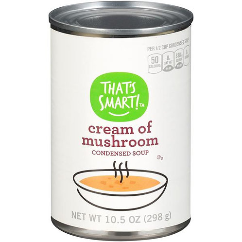 That's Smart! Condensed Cream of Mushroom Soup