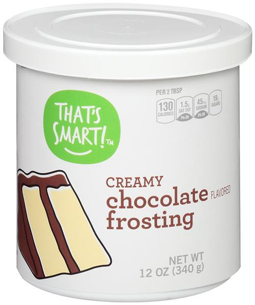That's Smart RTS Choc Frosting