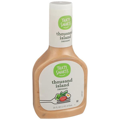 That's Smart 1000 Island Salad Dressing