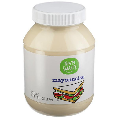 That's Smart Mayonnaise