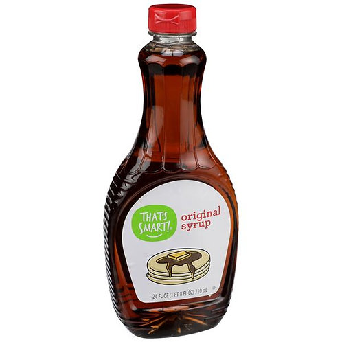 That's Smart Original Syrup