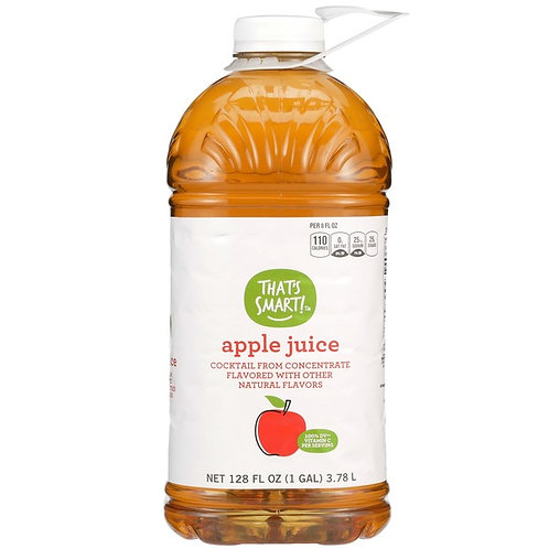 That's Smart! Apple Juice Cocktail from Concentrate