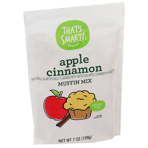 That's Smart Apple Cinnamon Muffin Mix