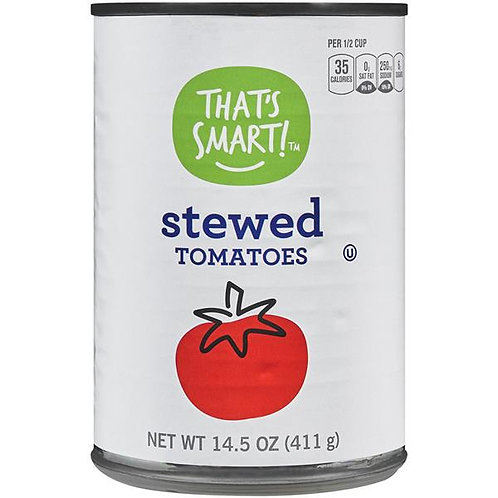 That's Smart Stewed Tomatoes
