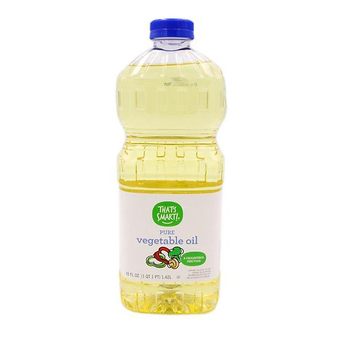 That's Smart Vegetable Oil