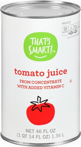 That's Smart Tomato Juice