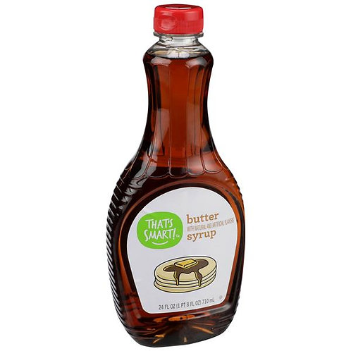 That's Smart Butter Flavor Pancake Syrup