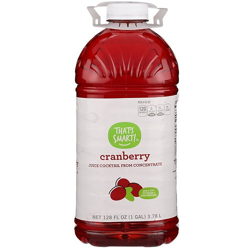 That's Smart! Cranberry Juice Cocktail from Concentrate