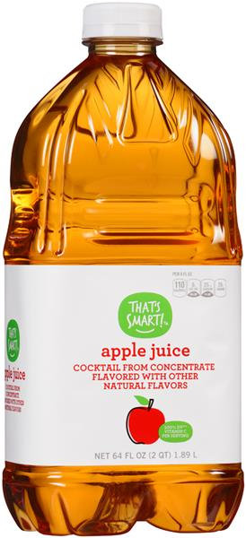That's Smart! Apple Juice