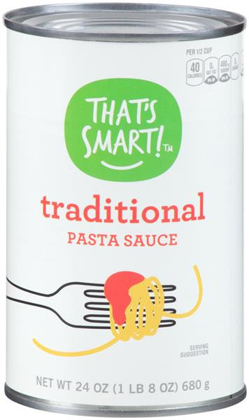 That's Smart! Traditional Pasta Sauce