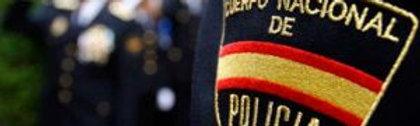BONO TRES ENTREVISTAS POLICÍA NACIONAL