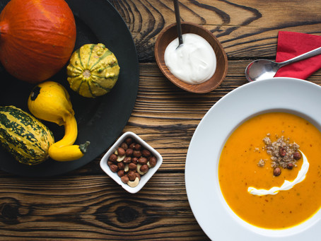 It's Fall and Delicious Soups are Here!