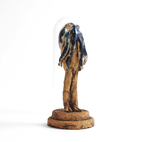 Cloche Miniature - Poulpe