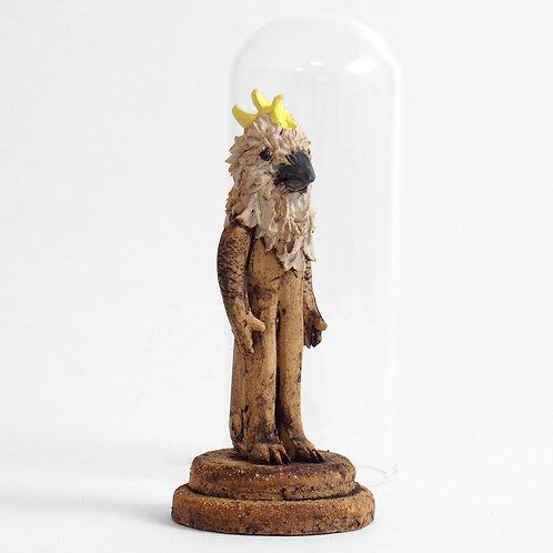 Cloche Miniature - Idole Cacatoès