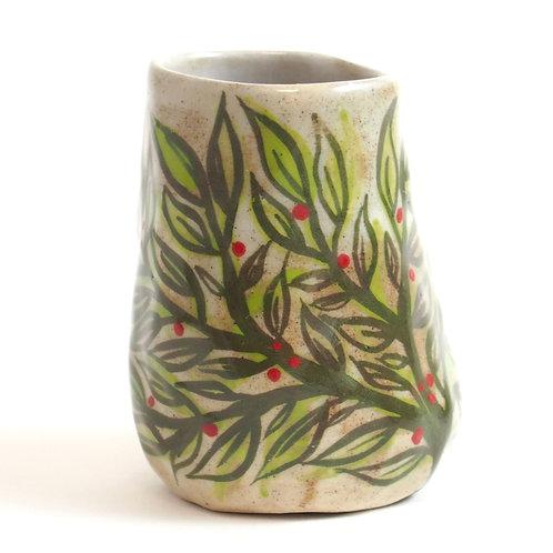Vase - Arbre Vert