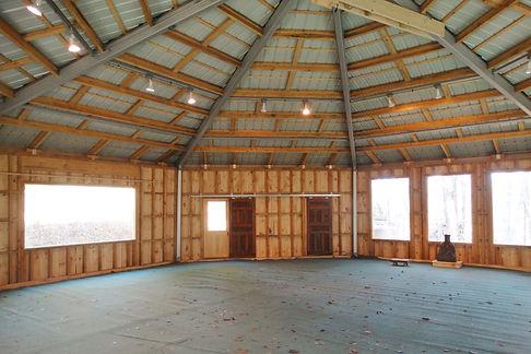 Octagon interior Dec 2015.JPG