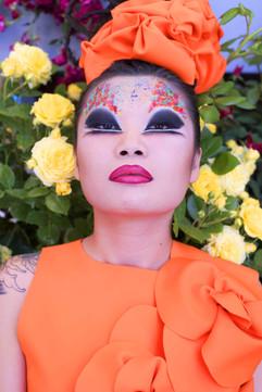 Crédit photo: Peyrefitte make up