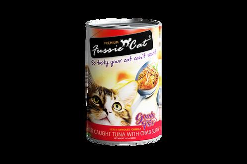 Wild Caught Tuna with Crab Surimi 400g x 24 cans