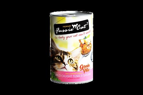 Wild Caught Tuna with Sardine 400g x 24 cans