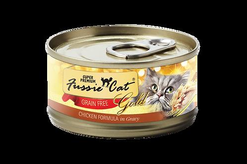 Gold Label Premium Chicken Formula in Gravy 80g x 24 cans