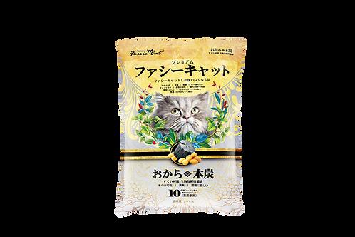 Japanese Soybean Cat Litter 7L (Charcoal)