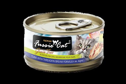 Black Label Premium Tuna with Threadfin Bream Formula in Apic 80g x 24 cans