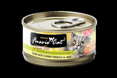 Black Label Premium Tuna with Shrimp Formula in Apic 80g x 24 cans