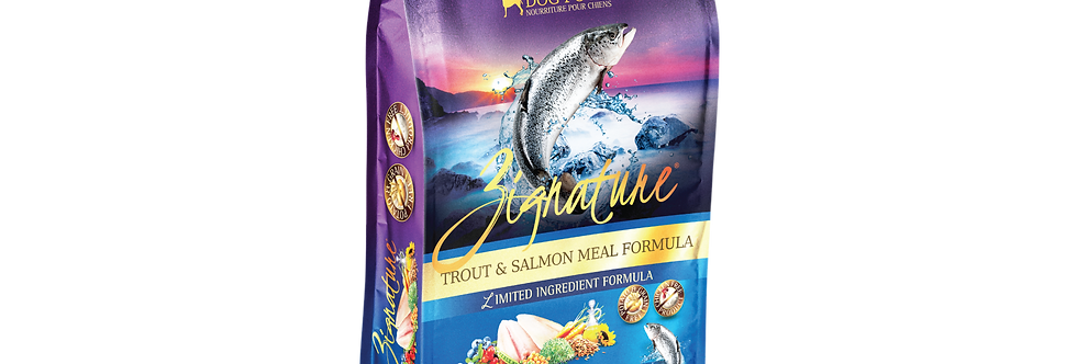 Trout & Salmon Meal Formula