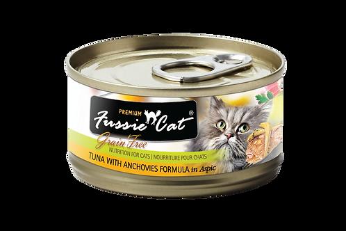 Black Label Premium Tuna with Chicken Formula in Apic 80g x 24 cans