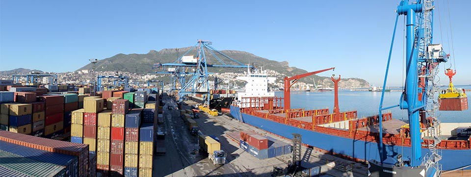 Port of Bejaia