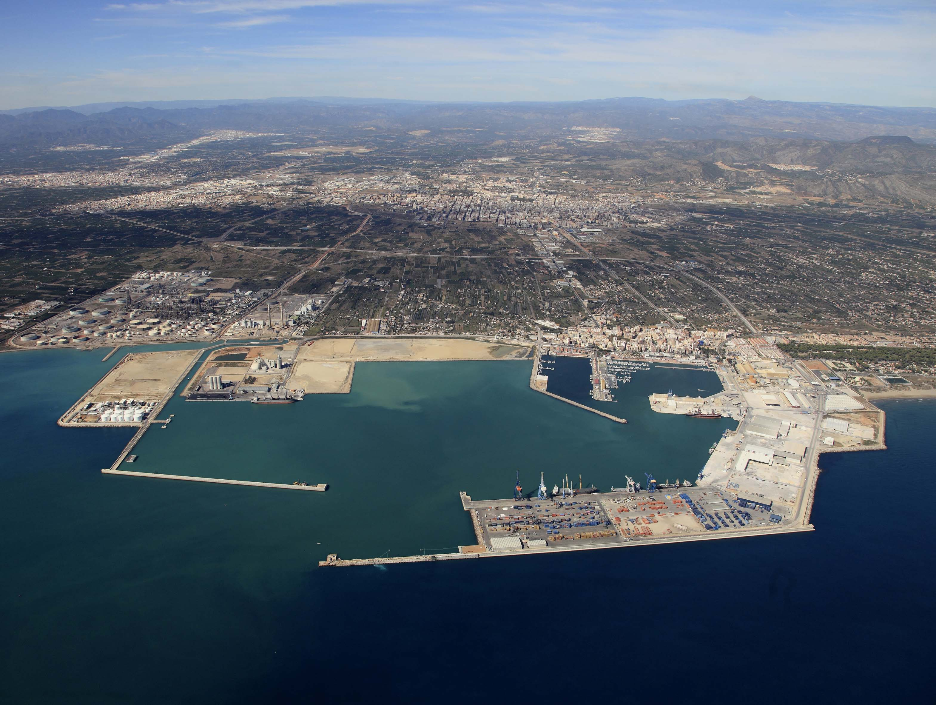 Port of Castellon