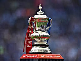 FA cup in coming to Town