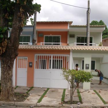 3 Casas em Jacarepaguá   Prontas em 4 meses