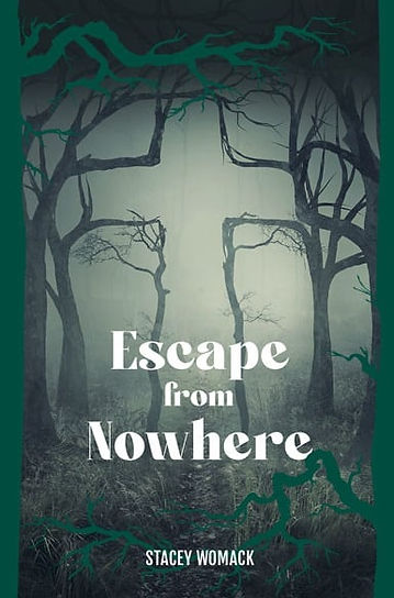 Escape from Nowhere book cover