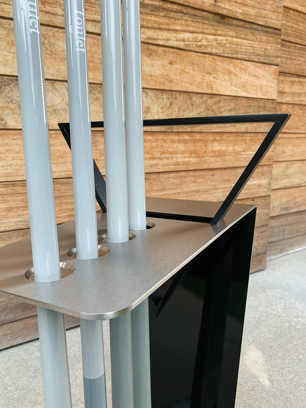 Design keuhouder - Roeselare