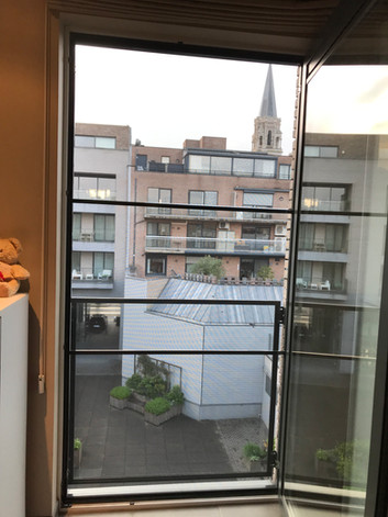 Horramen appartement Roeselare