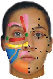 Facial Reflexology in Dinas Powys, Vale of Glamorgan, Cardiff