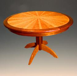 Cherry & Mahogany Table