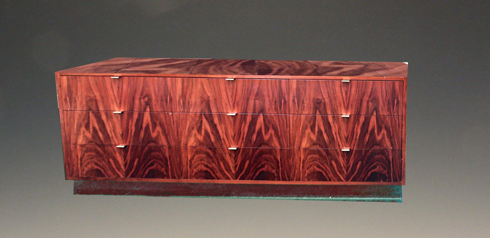 French Walnut Dresser 1